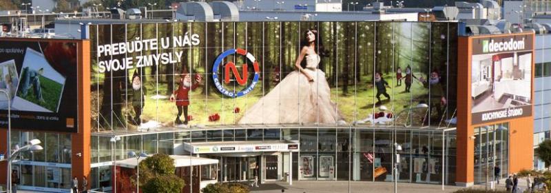 Centro Nitra -