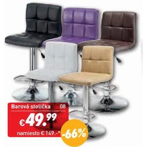 "806118f2f7b76 ARCHIV | Barová stolička ""Manchester"" v akcii platné do: 18.11.2013 |  Zlacnene.sk"