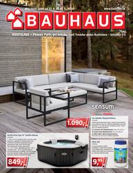 leták Bauhaus