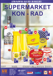 leták KON - RAD