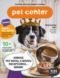 leták Pet Center