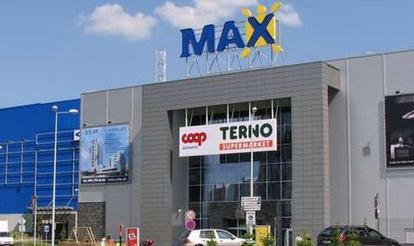 Zábavno obchodné centrum Max Žilina -