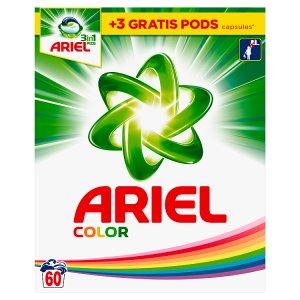 Ariel Prací Prášok  60 praní 4,5 kg
