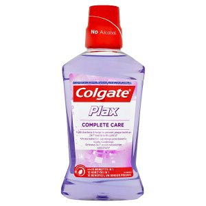 Colgate Plax Complete Care 500 ml