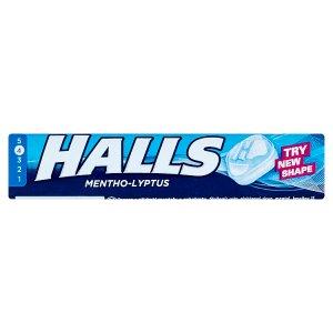 Halls Dropsy 33,5 g