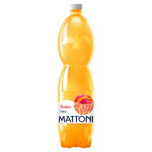 Mattoni Broskyňa perlivá 1,5 l