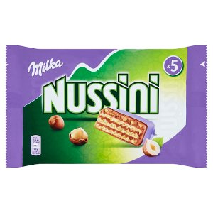 Milka Nussini 31,5 g
