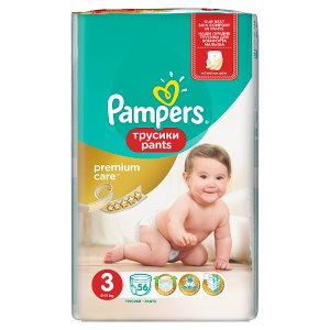 Pampers Pants 11 kg