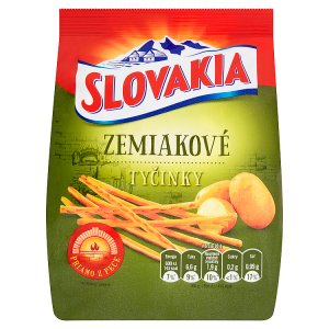 Slovakia Zemiakové tyčinky 190 g