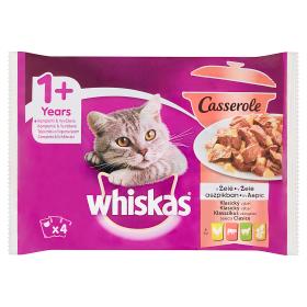 Whiskas kapsička 4x 85 g