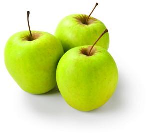 Jablká zelná 1 kg