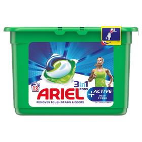 Ariel Pracie Kapsuly 13 praní
