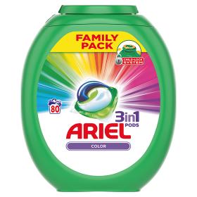 Ariel Pracie Kapsuly 80 praní