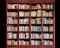 knižnice, police